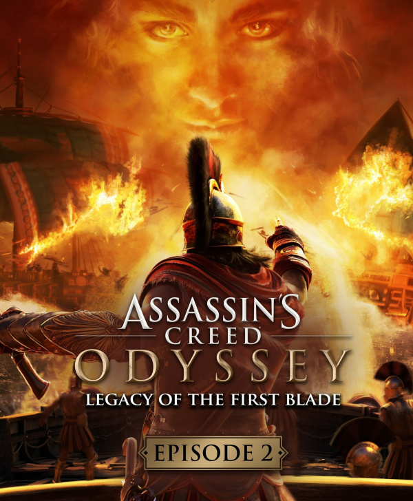 Assassin S Creed Odyssey Legacy Of The First Blade Episode 2
