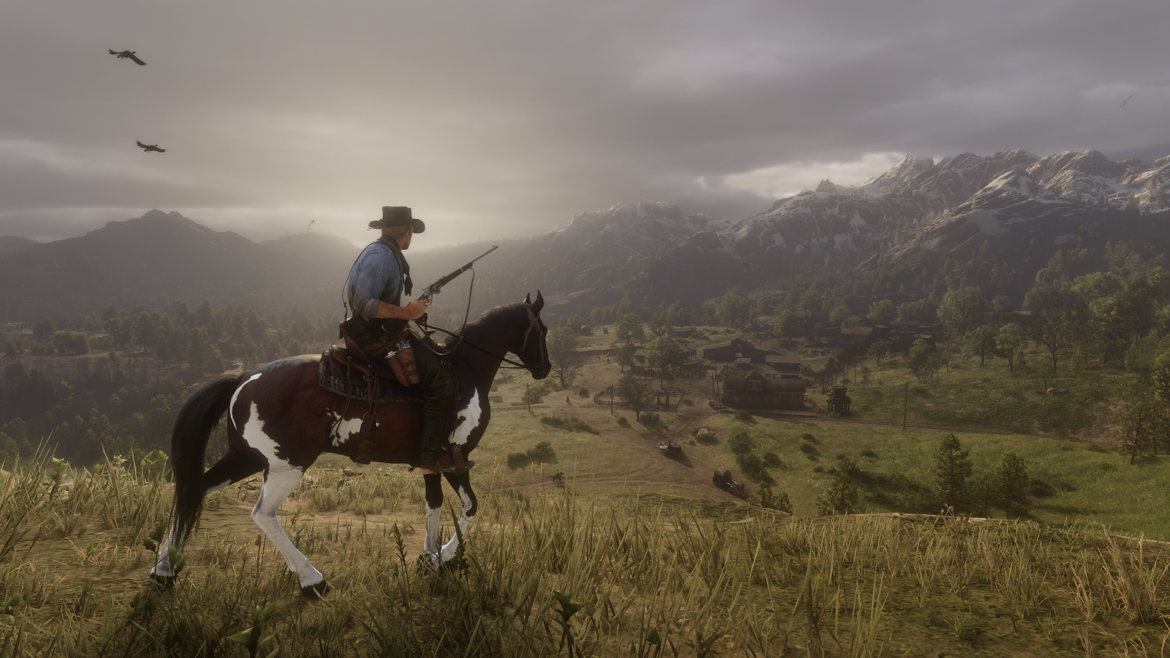 Rockstar details Red Dead Online launch plans