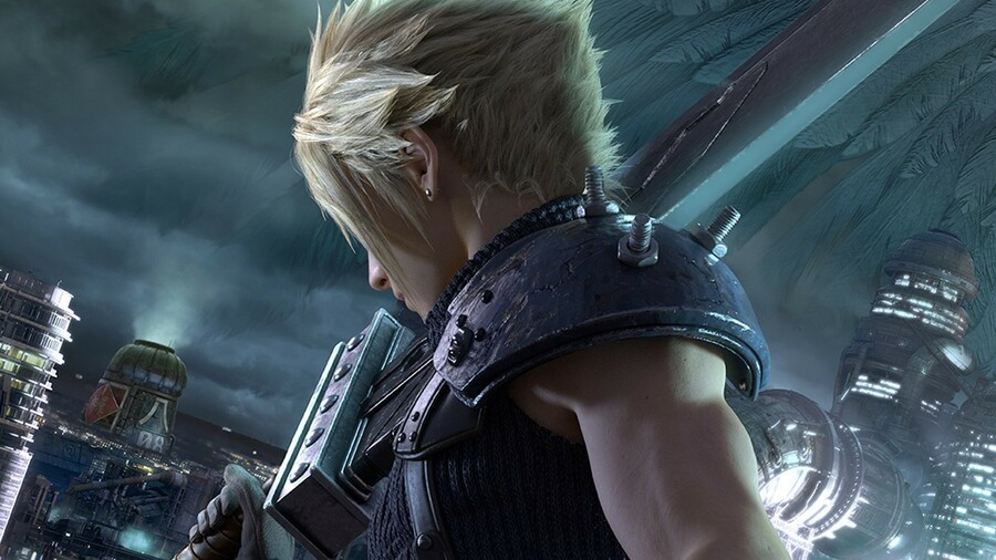 Final Fantasy Vii Remake E3 2019
