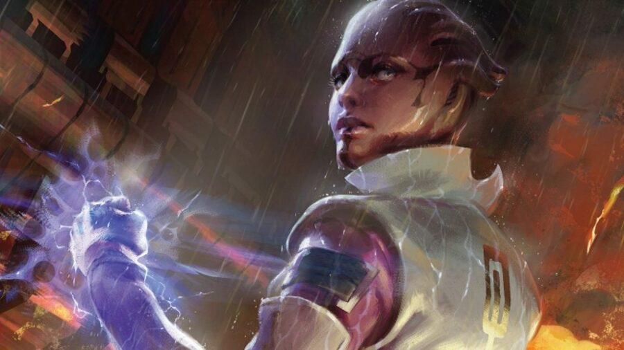Mass Effect Trilogy Remaster Art