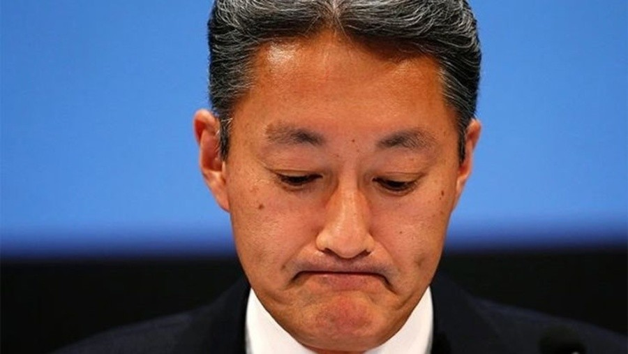 Kaz Hirai PS4 PlayStation 4 Reaction 1