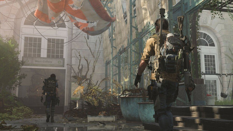 The Division 2 How to Create a New Character PS4 Guide 1