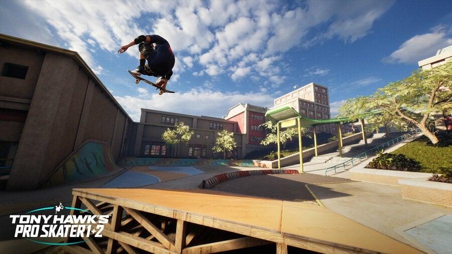 Tony Hawk's Pro Skater 1 + 2 School Guide PS4 PlayStation 4 1