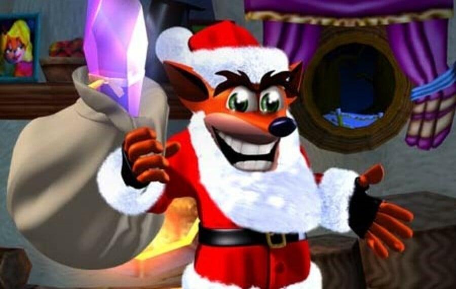 Crash BAndicoot 12 Deals of Christmas 1