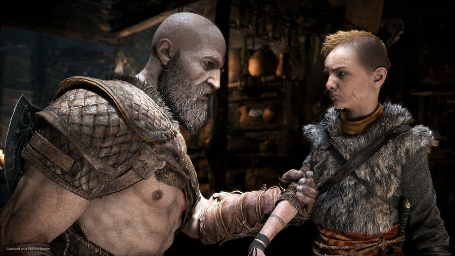 God of War How to Learn the Language of Niflheim and Retrieve All Treasure from the Workshop's Center Chamber Guide PS4 PlayStation 4 1