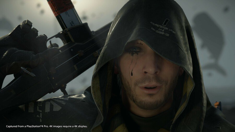 Death Stranding Pre-Load PS4 PlayStation 4