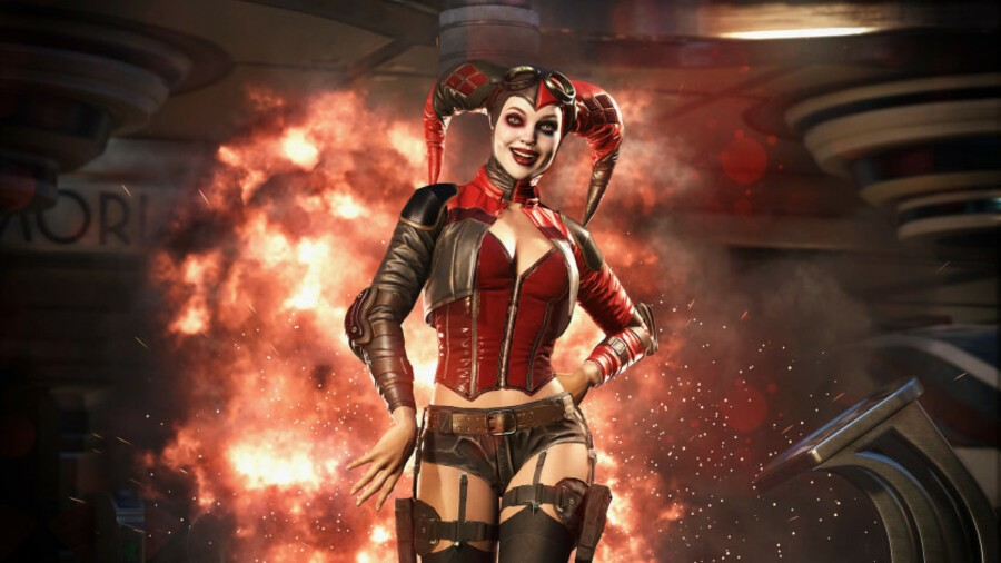 Injustice 2 PS4 PlayStation 4 1