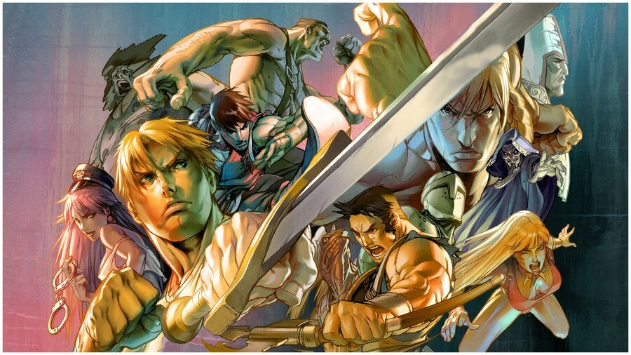 Final Fight PS4