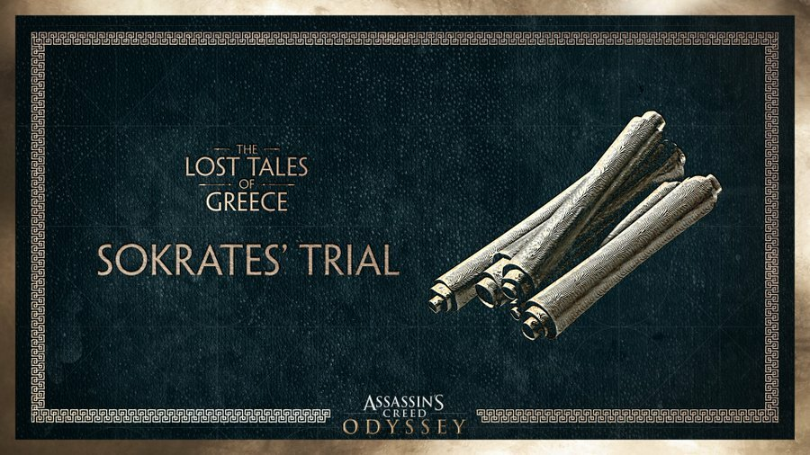 Assassin's Creed Odyssey Lost Tales Of Greece Sokrates Trial