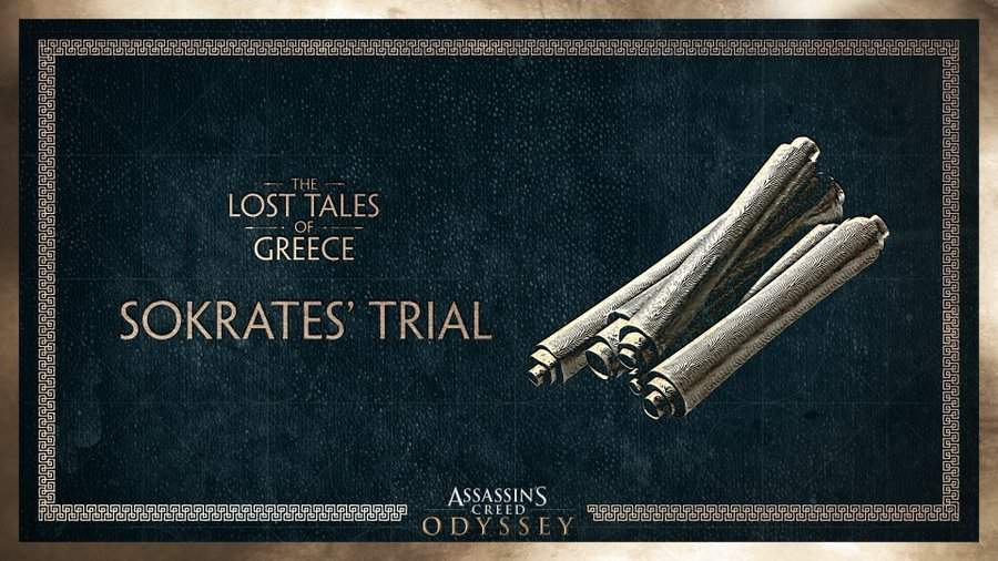 Assassin's Creed Odyssey's Final Lost Tales of Greece ...