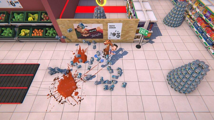 Supermarket Shriek Under-rated PS4 Games 1