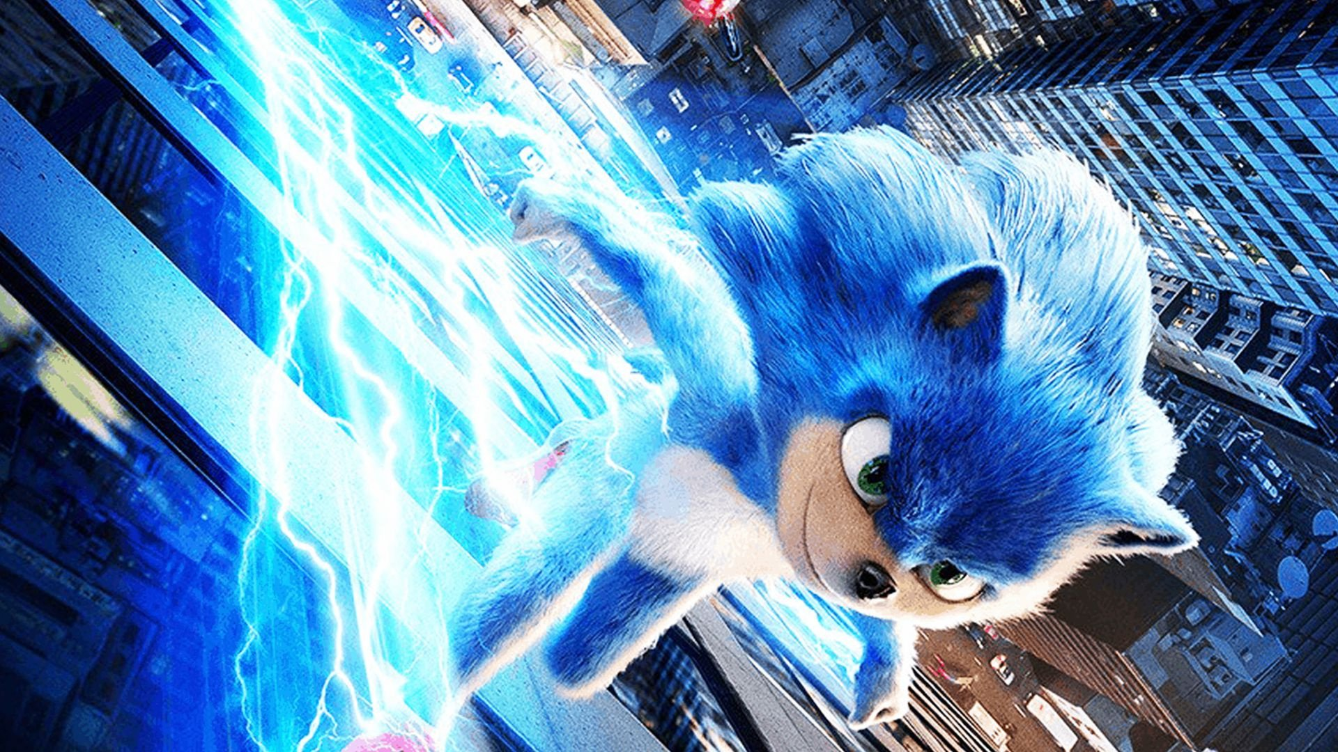 Rumour Is This The Sonic The Hedgehog Movie S New Design Push Square