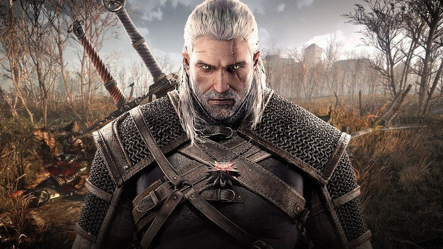 The Witcher III PS4 PlayStation 4 1