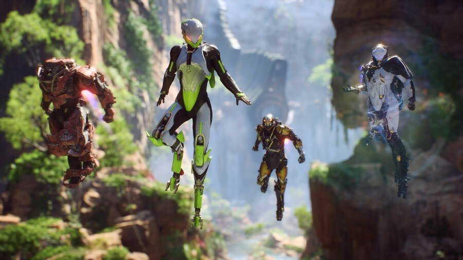 Anthem Patch 1.04