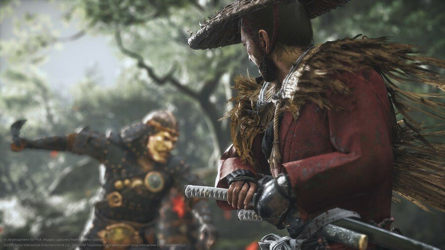 Ghost of Tsushima PS4 PlayStation 4 1