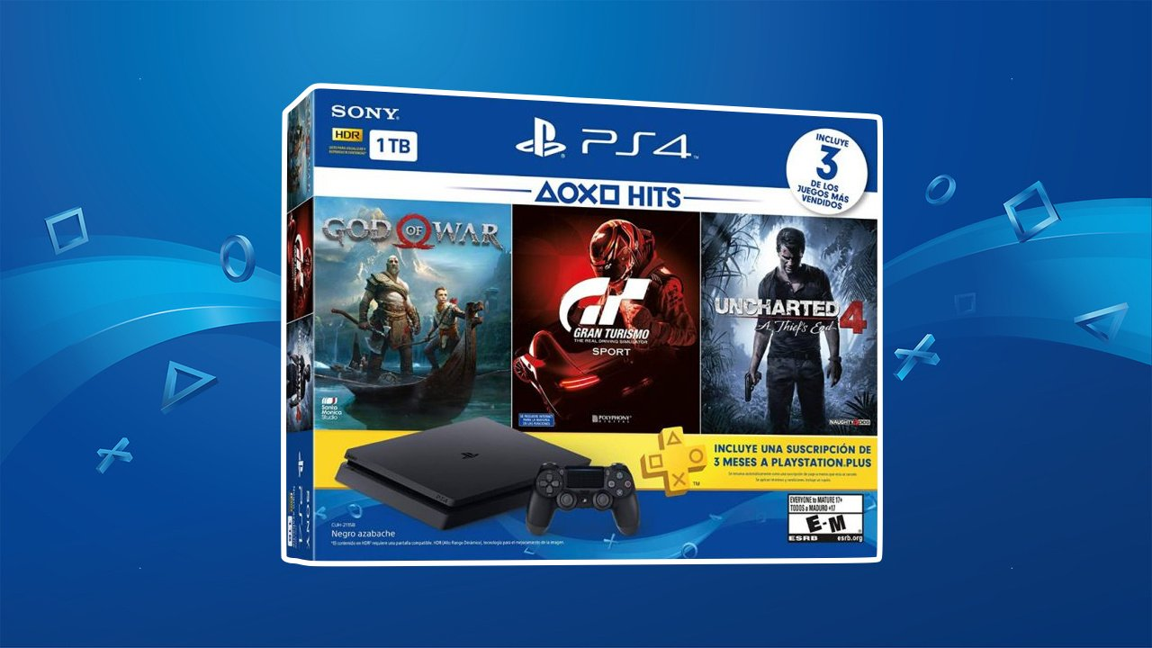 Cyber Monday 2018 Get This Ps4 Bundle With Trio Of Exclusives And