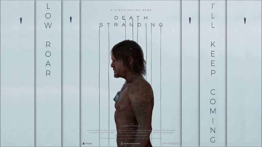 Death Stranding Low Roar Music PS4 PlayStation 4 1