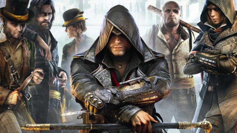 Assassin's Creed Syndicate PS4 PlayStation 4 1