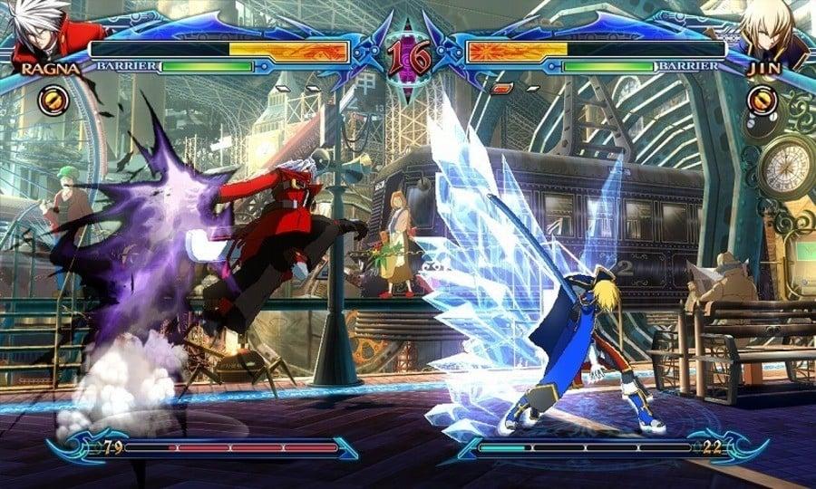 Blazblue Chrono Phantasma Playstation 3- Ps3 1352974798 001