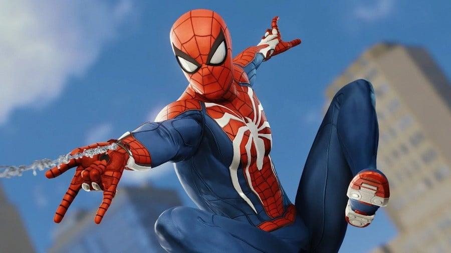 Marvel's Spider-Man Ps5 PlayStation 5 1
