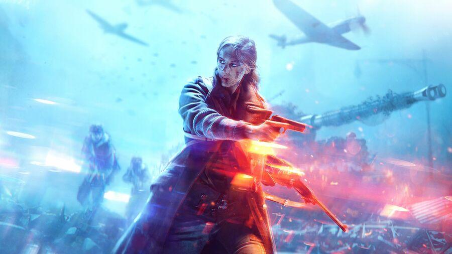 Battlefield V PS4 PlayStation 4 PS Store EU Sale