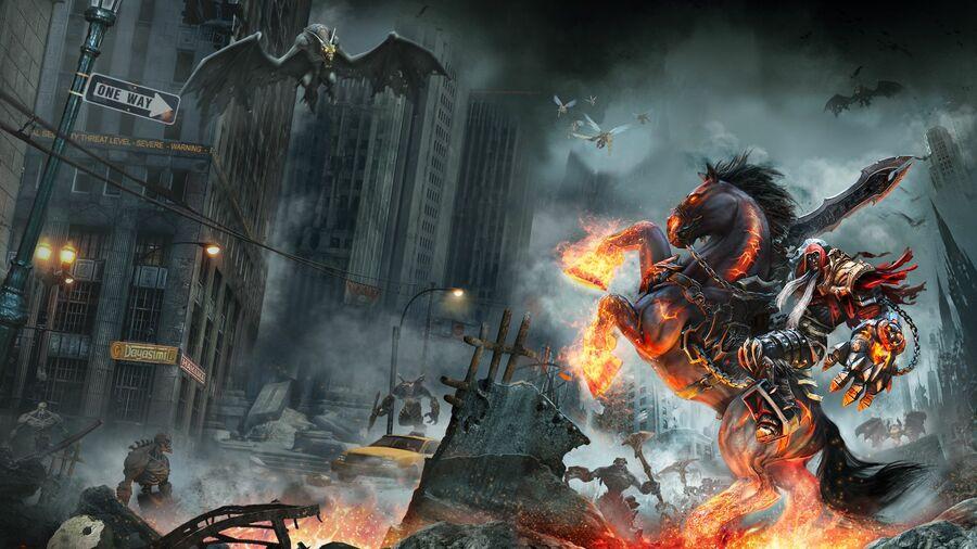 Darksiders PS4 PlayStation 4 1