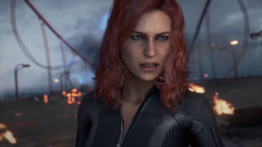 Marvels Avengers Game: Best Black Widow Character Builds Guide 1