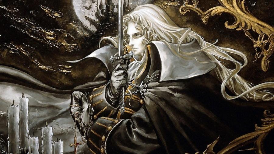 Castlevania Requiem PS4 exclusive