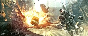 Crysis 2 Aims To Top The Graphical Bar On All Platforms.