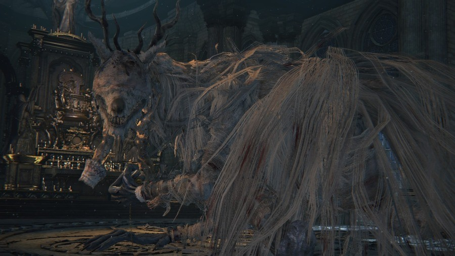 Bloodborne PS4 Vicar Amelia PlayStation 4 Boss Guide