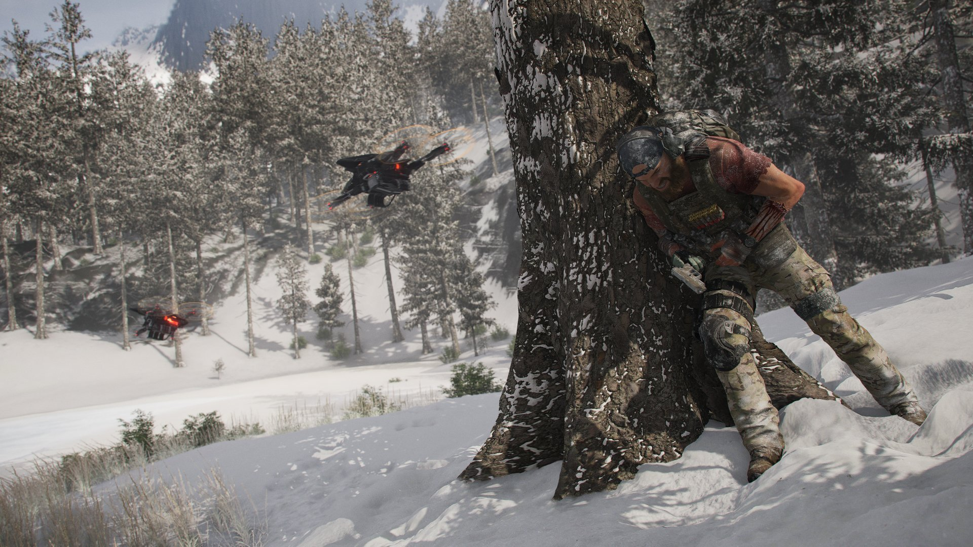 Ghost Recon Breakpoint Launch Showcases Trouble in Paradise