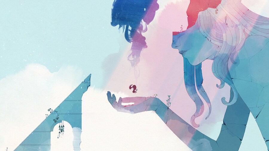 GRIS PS4 PlayStation 4