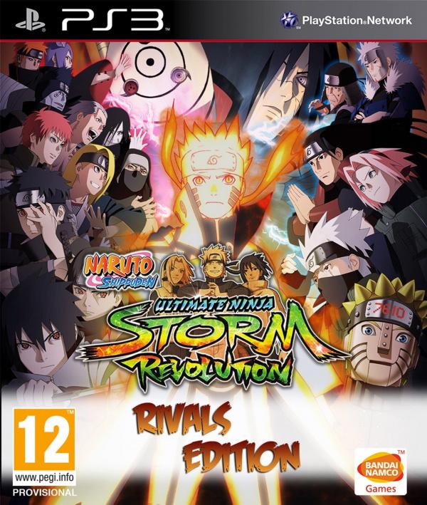 Naruto Shippuden: Ultimate Ninja Storm Revolution Review