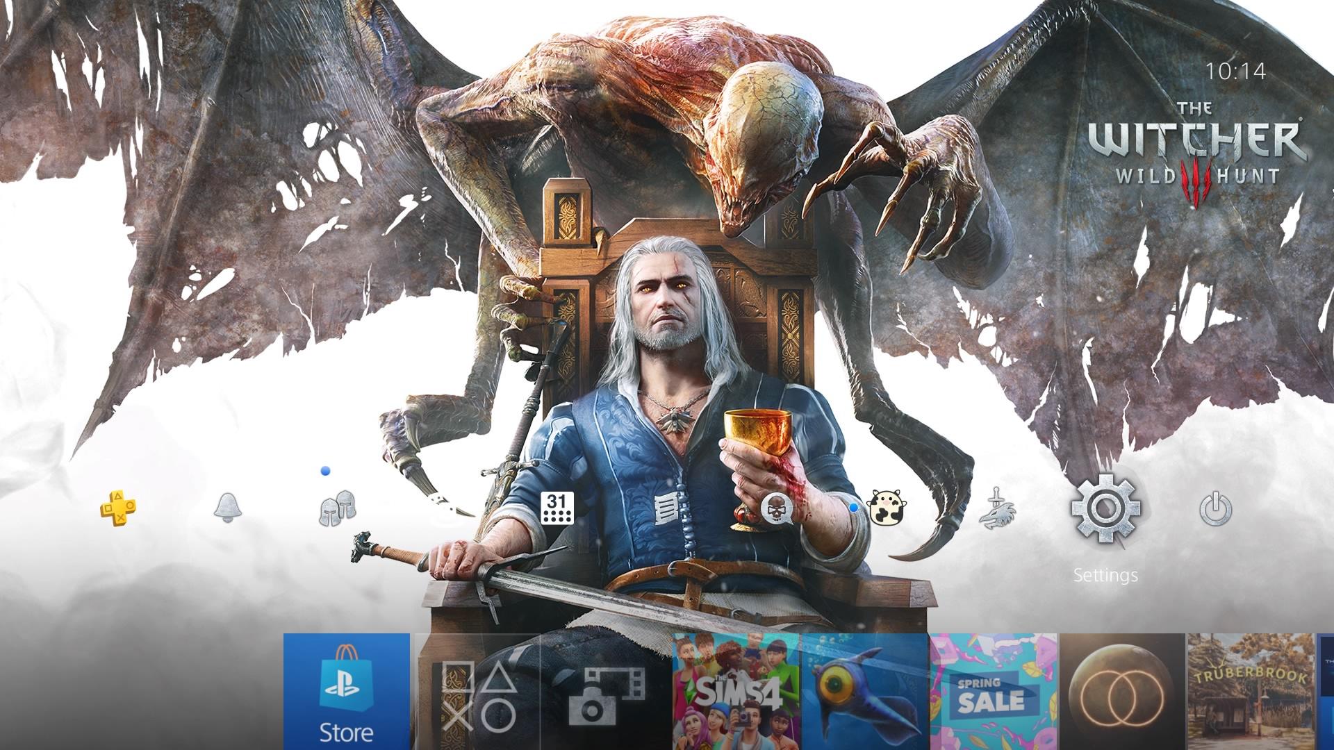 the witcher 3 wild hunt expansions theme.original - PlayStation 4 - Guida: i migliori temi gratuiti da scaricare