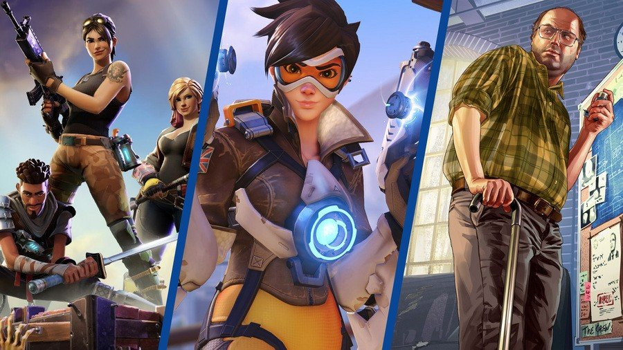 ps4 games best online on