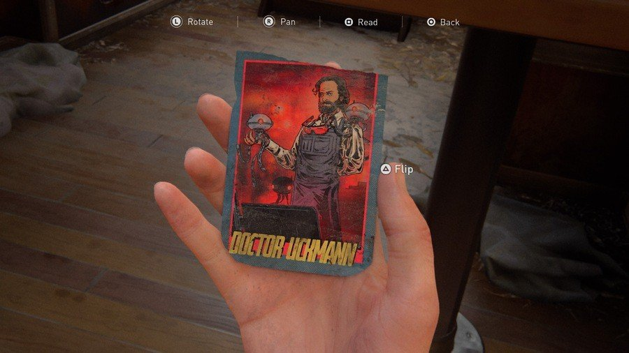 The Last of Us 2 All Trading Cards Locations Guide