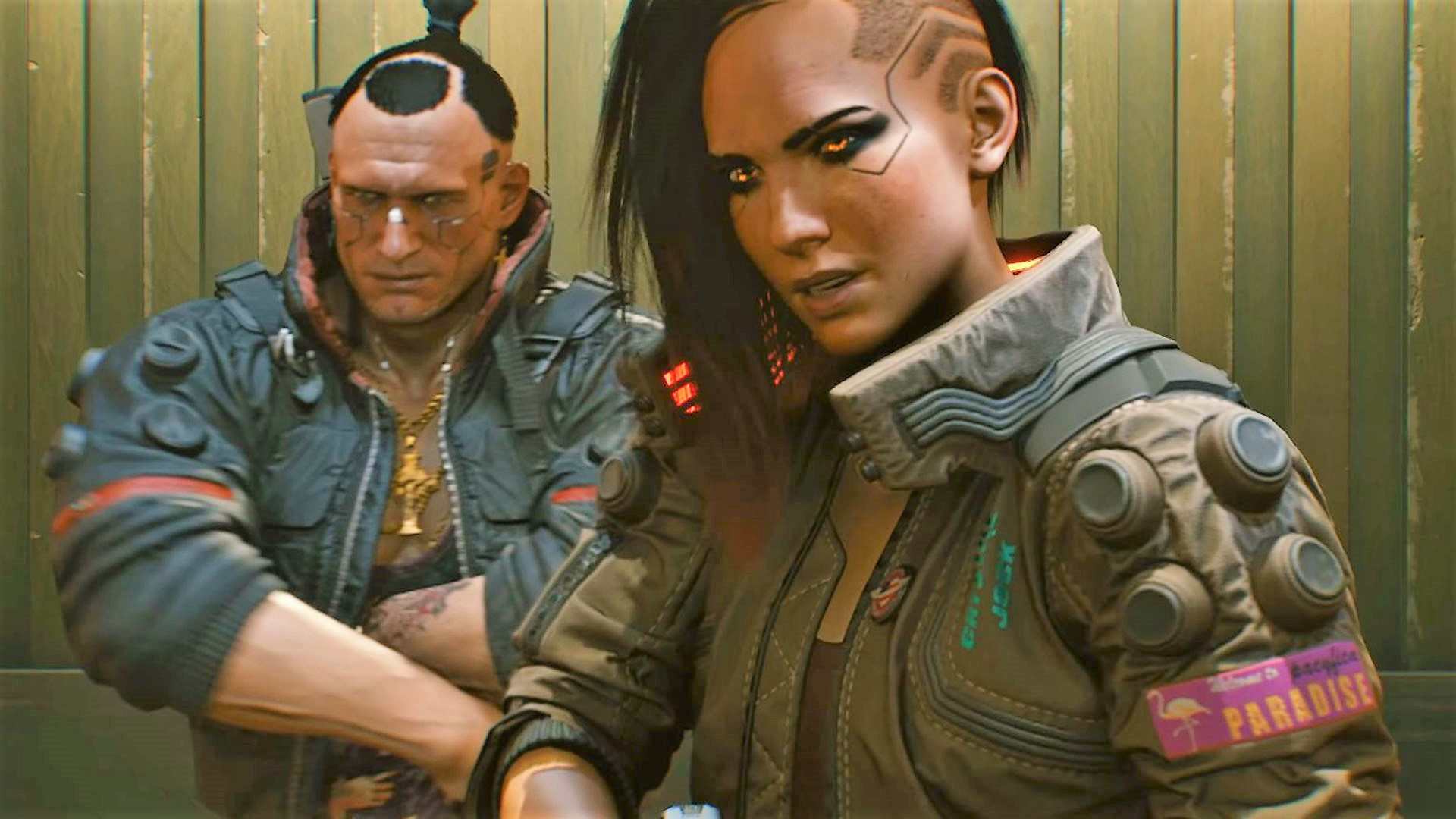 Cyberpunk 2077: Developers Drop Male/Female Options In Character Creator