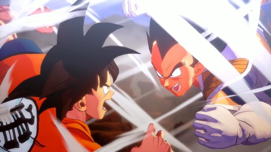 Dragon Ball Z Kakarot Playable Characters