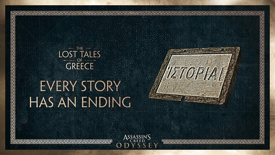 Assassin's Creed Odyssey Lost Tales Of Greece
