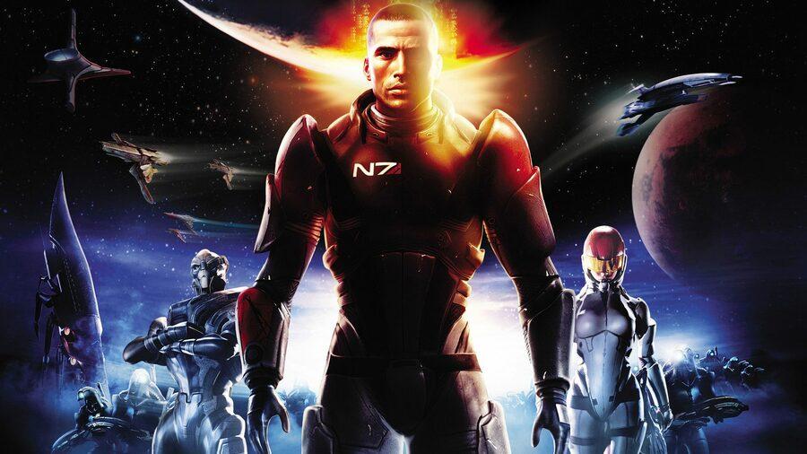 New Mass Effect BioWare