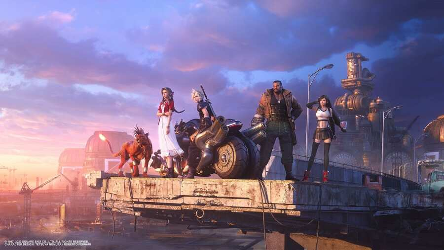 Final Fantasy VII Remake Sales Top Five Million Worldwide - Push ...