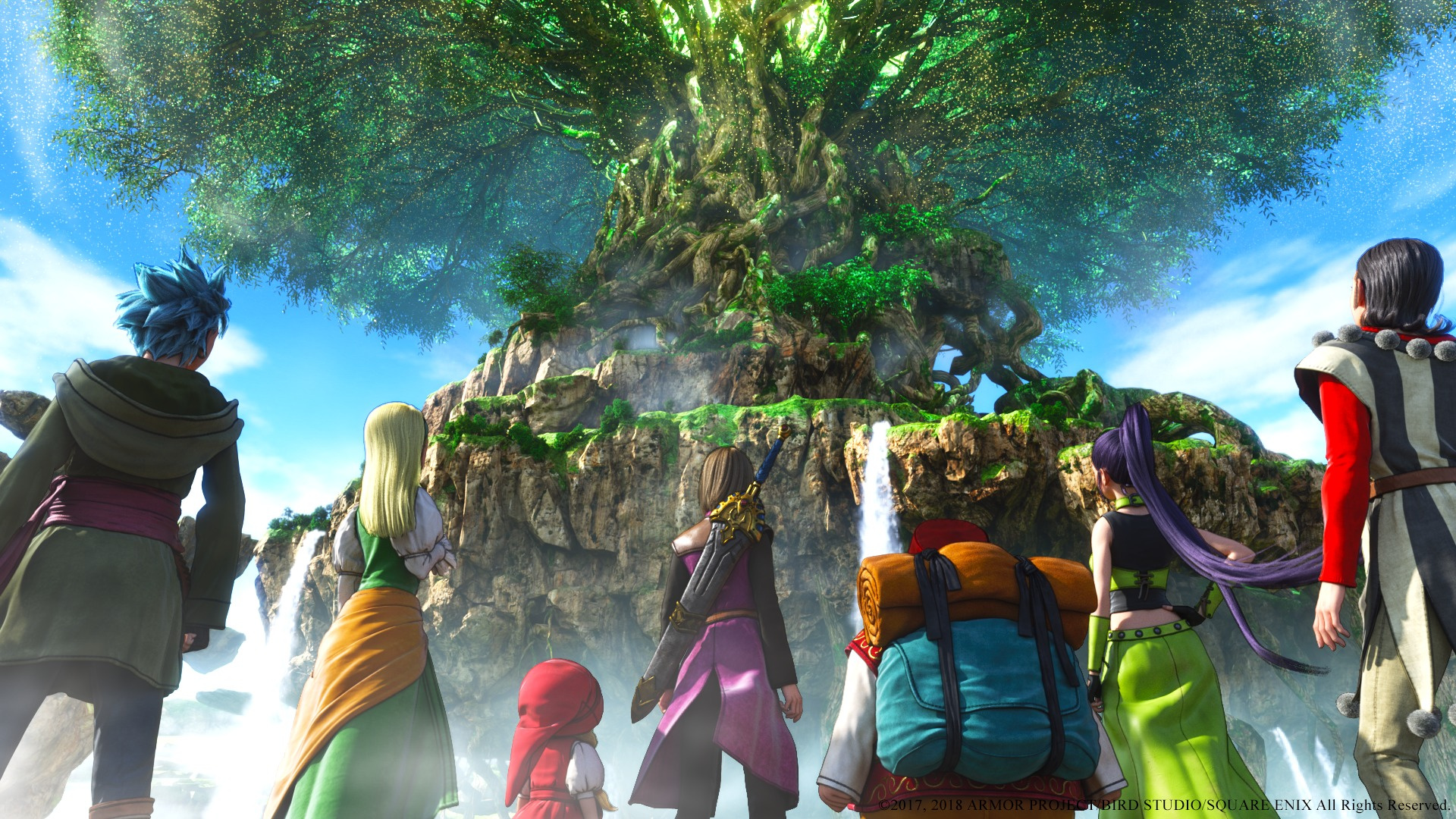 Dragon Quest Walk announced for smartphones, Dragon Quest XII preparations underway