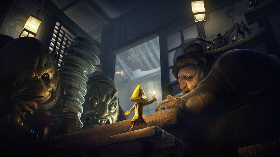 Little Nightmares PS4 PlayStation 4 1