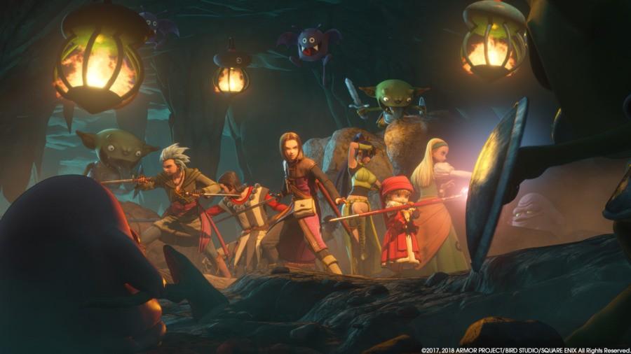 Dragon Quest Xi Artwork