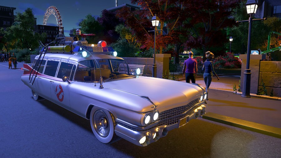 Planet Coaster Console Edition Ghostbusters 1