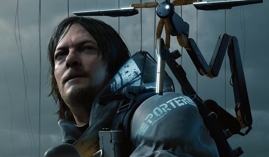 Death Stranding PS4 PlayStation 4 1