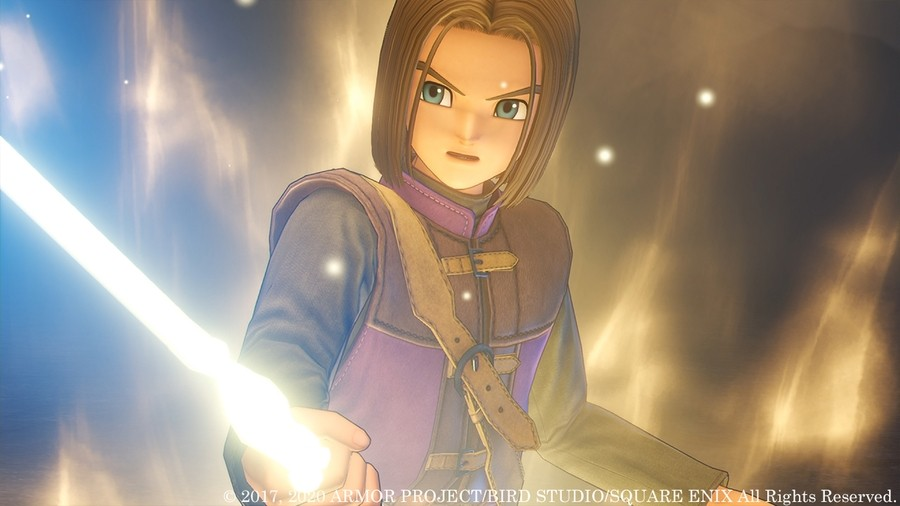 Dragon Quest XI S: Echoes of an Elusive Age PS4 PlayStation 4