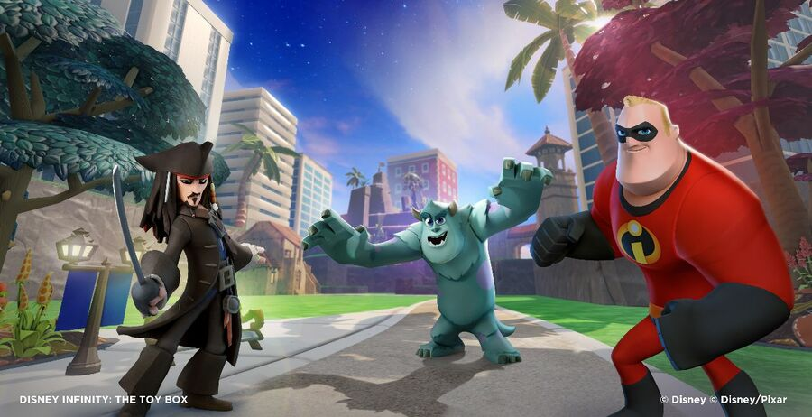 Disney Infinity Goes Above and Beyond Skylanders This Summer