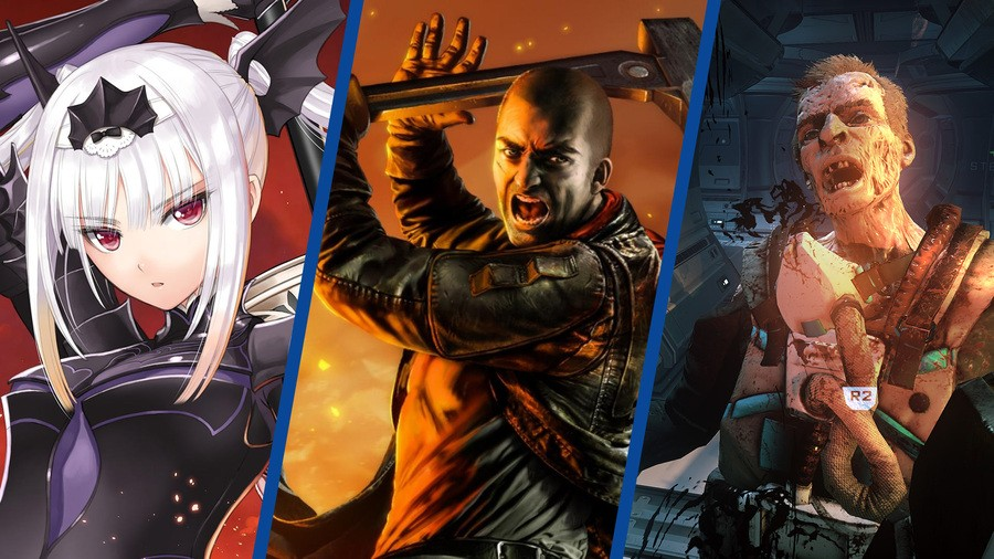 New PS4 Games Releasing in July 2018 PlayStation 4 1