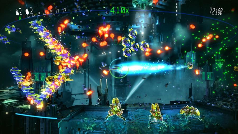 Resogun PS4 PlayStation 4
